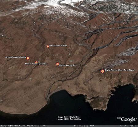 Musudanri_missile_site