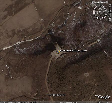 Norothkoreamissilelauncher